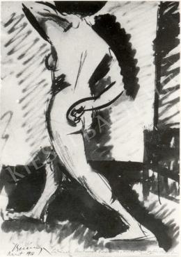 Berény Róbert - Akt tanulmány, 1910