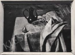 Berény Róbert - Nagy kékkancsós csendélet, 1911