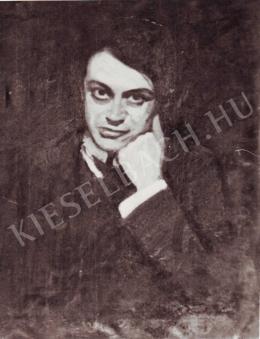 Czigány Dezső - Ady Endre képmása, 1907-1908