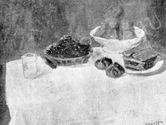 Márffy Ödön - Cseresznye és narancsok, 1907 elött festménye