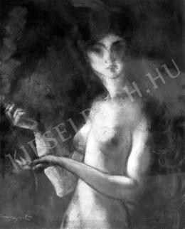 """Márffy Ödön - Akt (""""Pallas Athéné""""), 1911-1921"""