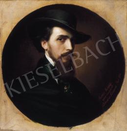 Kovács Mihály - Önarckép