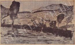 Orbán Dezső - Táj, 1911 elött