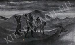 Kernstok Károly - Búcsúzás, 1910-es évek