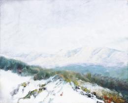 Mednyánszky László - Első hó, 1900-as évek