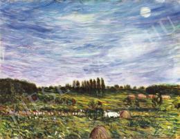 Egry József - Kék ég alatt, 1915 körül