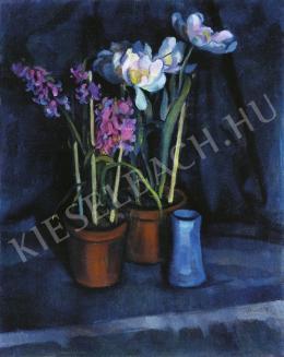 Kmetty János - Tavaszi virágok, 1910-es évek