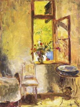 Iványi Grünwald Béla - Napfényes reggel, 1938