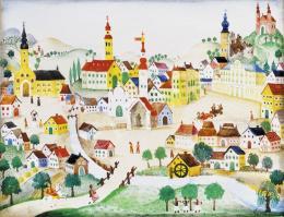 Pekáry István - Sabaria , 1935