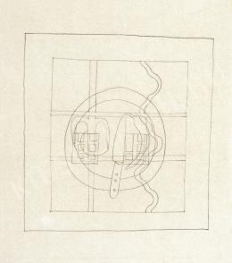 Vajda Lajos - Rácsos ablak csendélettel (1936)
