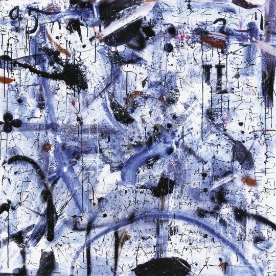 Frey Krisztián - 95 festménye