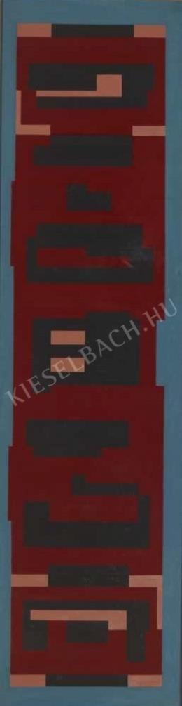 Barcsay Jenő - Kompozició, 1976