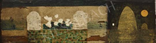 Bálint Endre - Van Gogh éjszakája festménye