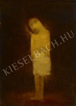 Kárpáti Tamás - Krisztus (Példázatok III.), 1981
