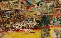 Csernus Tibor - A levegő múzeuma (Modellek), 1962