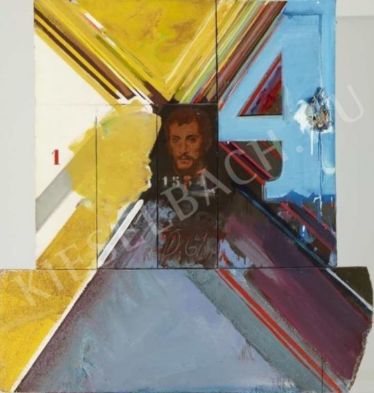 Konkoly Gyula - Dózsa, 1966-1971 festménye