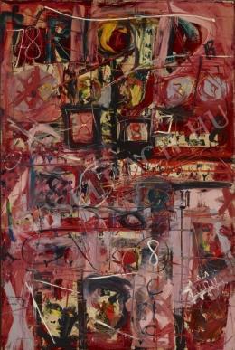 Tót Endre - Számok és betűk tánca (1966)