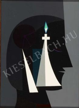 Korniss Dezső - Gyász, 1944
