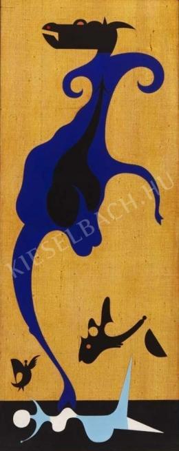 Korniss Dezső - Az ördög, 1946