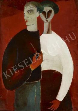 Vajda Júlia - Kettős portré, 1938