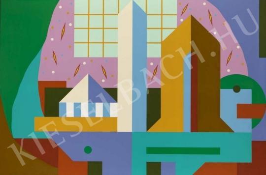 Bak Imre - Memphis, 1996-2002 festménye