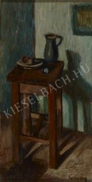Barcsay Jenő - Csendélet, 1955 festménye
