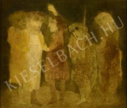 Kárpáti, Tamás - Christ (Parables IV.), 1981
