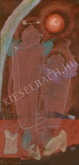 Kondor Béla - A két kerub, 1972