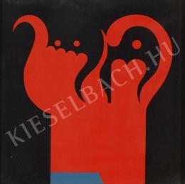 Korniss Dezső - Rablók III., 1977