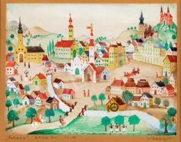 Pekáry István - Kisváros (1935)