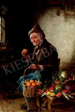 Kern, Hermann - Fruit seller (1904)