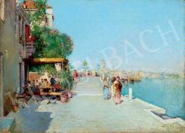 Herrer, Cézár - Venice Scene