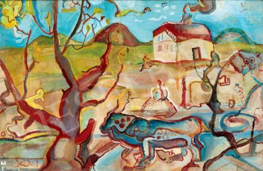 Tóth, Menyhért - Springtime Landscape | 40th Auction auction / 53 Item