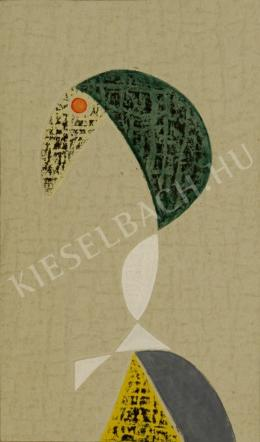 Korniss, Dezső - Strange Figure (1948)