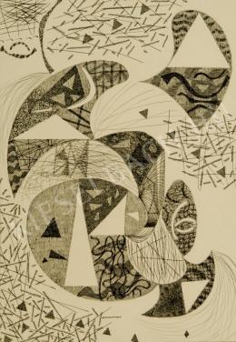 Lossonczy Tamás - Felületek (1947)