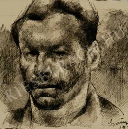 Szőnyi, István - Self-Portrait (1921)
