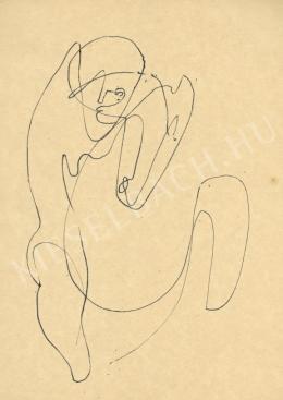 Kádár Béla - Ló és lovas