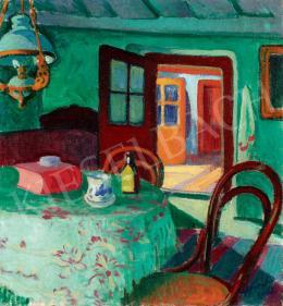 Ziffer Sándor - A festő nagybányai szobája