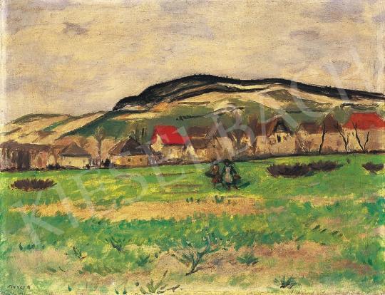 Fényes Adolf - Tavasz Pasaréten | 17. Aukció aukció / 20 tétel