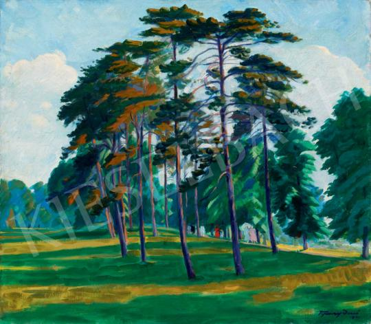 Tipary Dezső - Nagybányai park | 40. Aukció aukció / 217 tétel