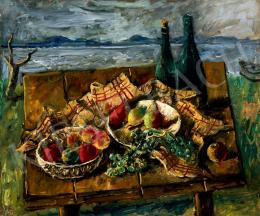 Basch Andor - Őszi csendélet