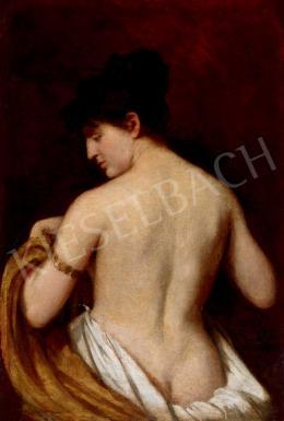 Székely, Bertalan - Female Nude