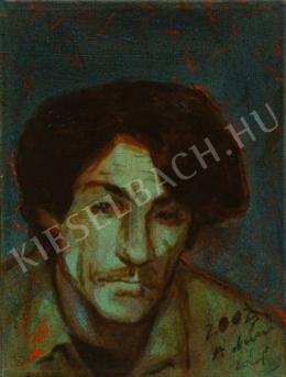 Ádám Zoltán - Cigány férfi (2002)