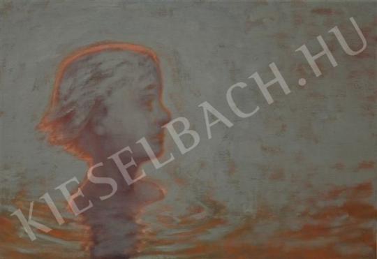 Szűcs Attila - Megkettőződött fejű nő | 3. Bátor Tábor Kortárs Művészeti Aukció aukció / 39 tétel
