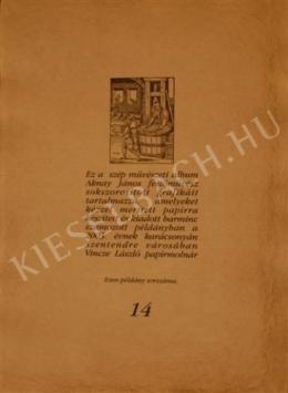Aknay János - Grafikai Album
