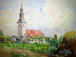 Haller György - Mezőterem