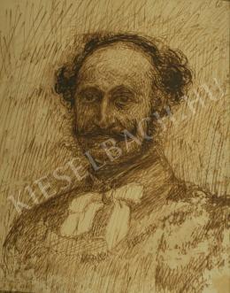 Rippl-Rónai József - J. P. Knowles skót barátom portréja (1890-es évek)