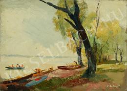 Istókovits Kálmán - Csónakkikötő