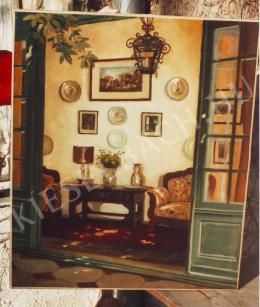 Zádor István - Napfényes szoba