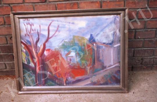 Márffy Ödön - Tájkép festménye